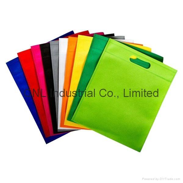 Heat Sealed Non-Woven Exhibition Bag 5