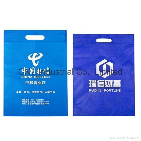 Heat Sealed Non-Woven Exhibition Bag 6