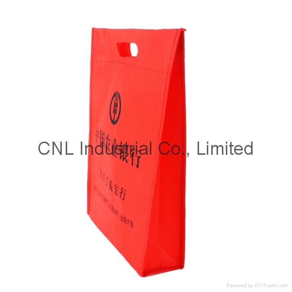 Heat Sealed Non-Woven Exhibition Bag 7