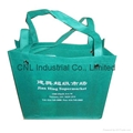 Promotional reinforced non woven handle shopping bag 6