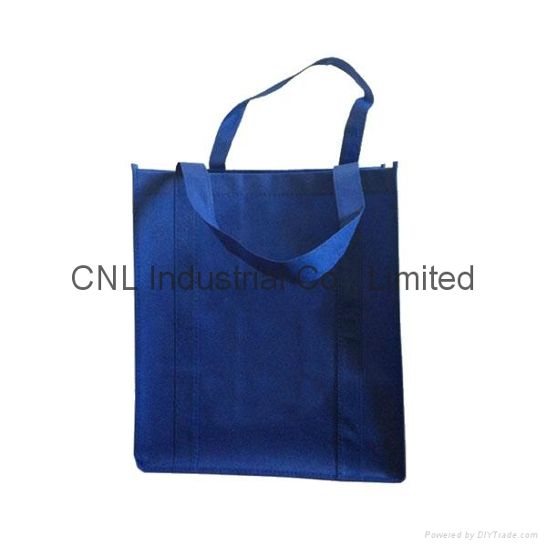 Picture printed non woven strengthening handle bag 4