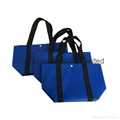 Picture printed non woven strengthening handle bag 7