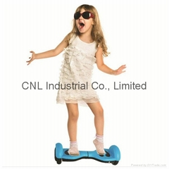 children two wheel smart electric self balancing scooter