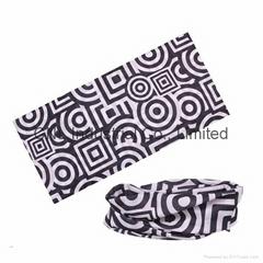 Multifunction seamless bandana