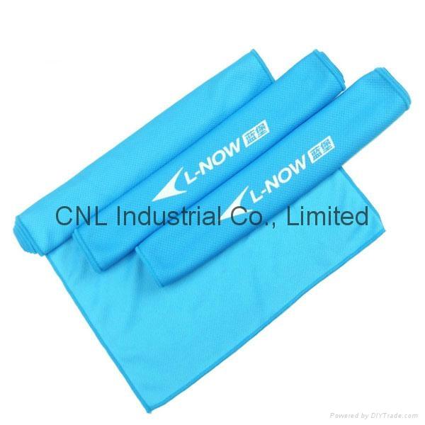 High quality microfiber sport cooling towel 1