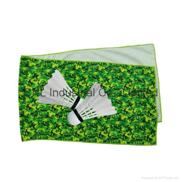 High quality microfiber sport cooling towel 7