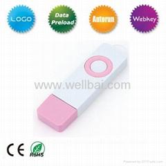 The Cheapest Plastic USB Flash Memory