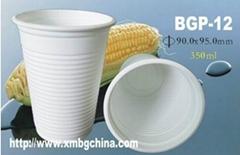 12 oz  disposable biodegradable cup