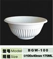 6oz disposable biodegradable bowl