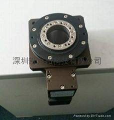 PCB翻板机专用中空旋转平台减