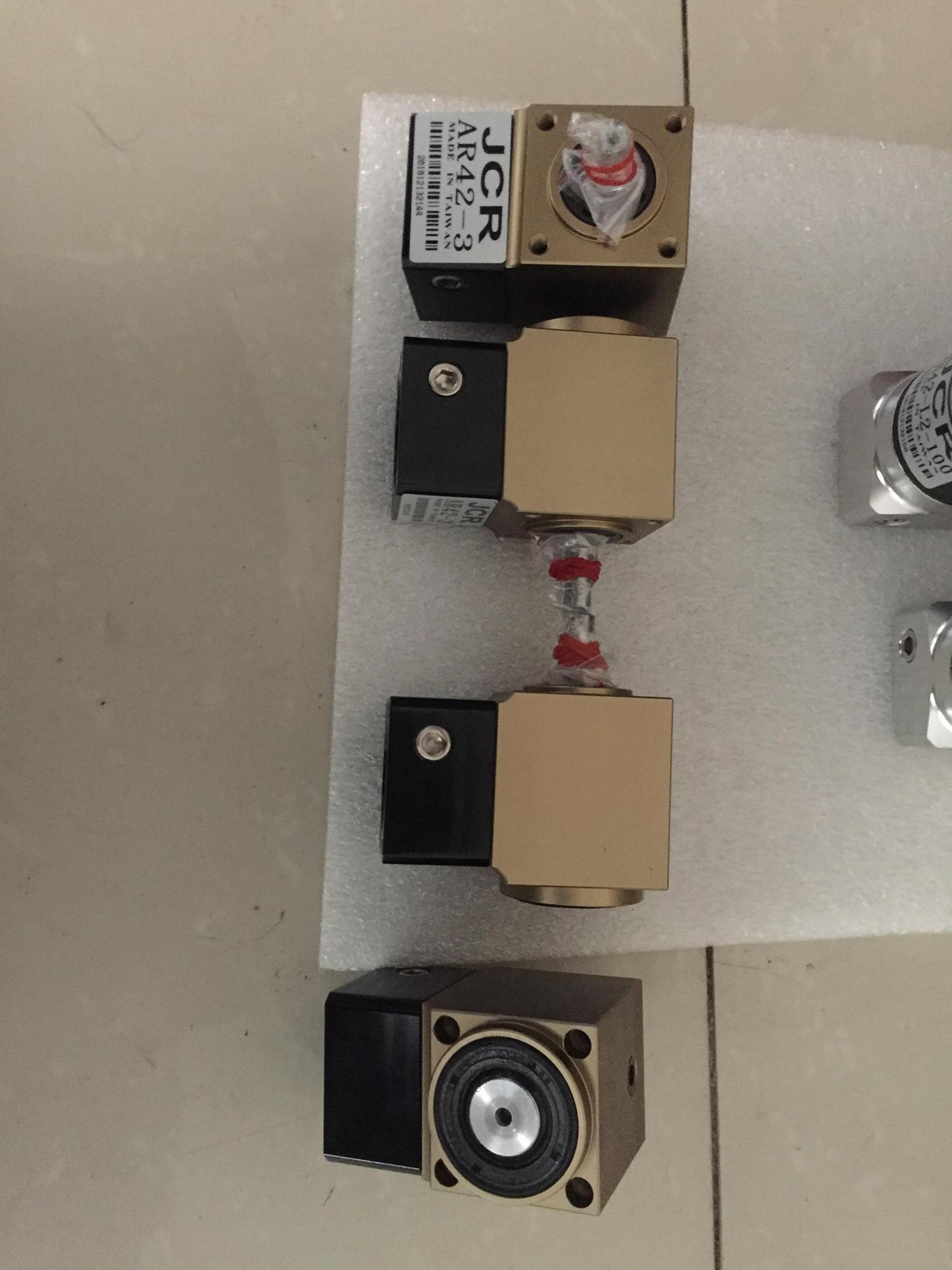 康复机器人专用台湾NK直角减速机伺服转角减速机【定制】 1