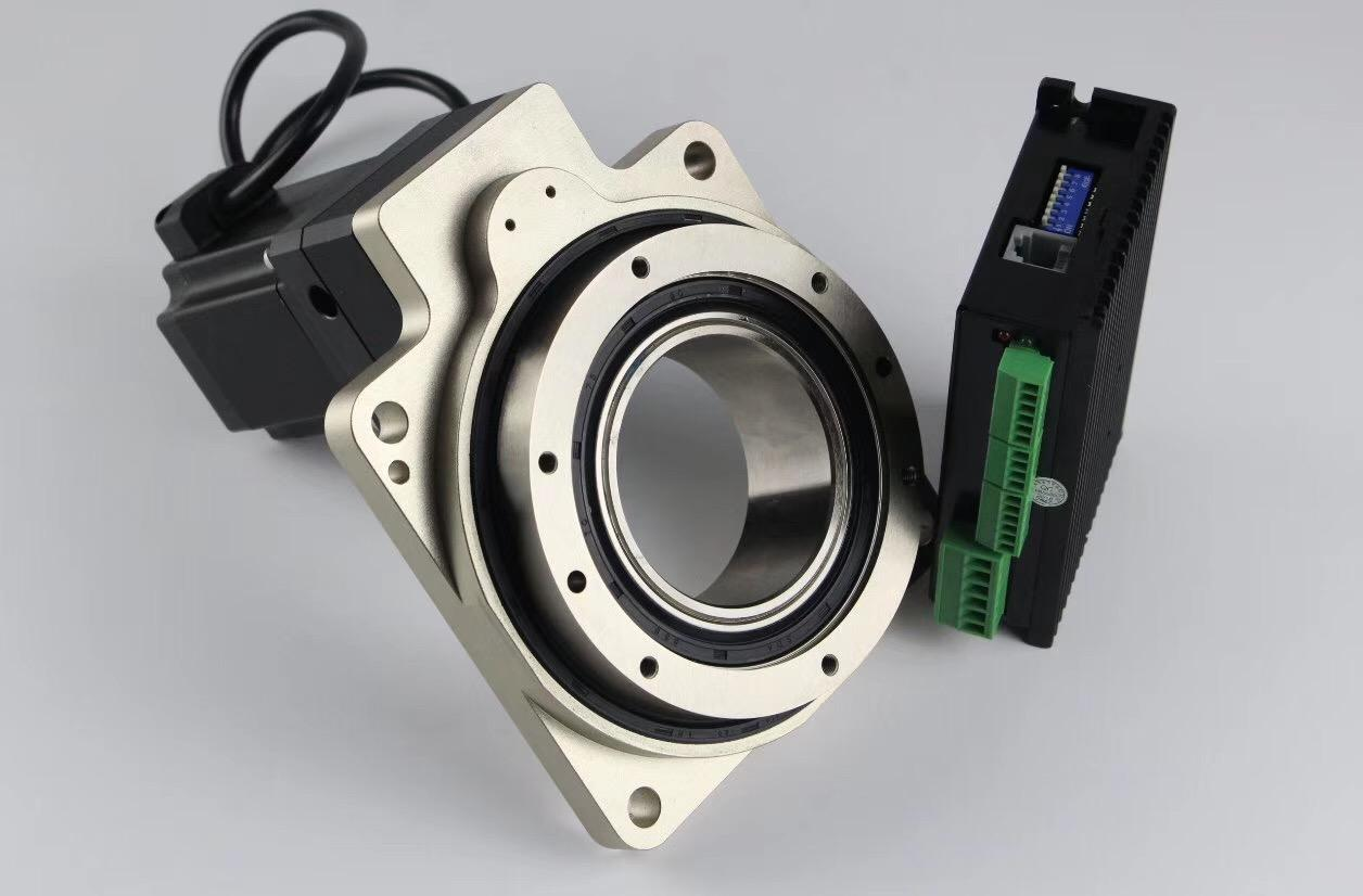 智能3C设备专用伺服中空旋转平台减速机 1