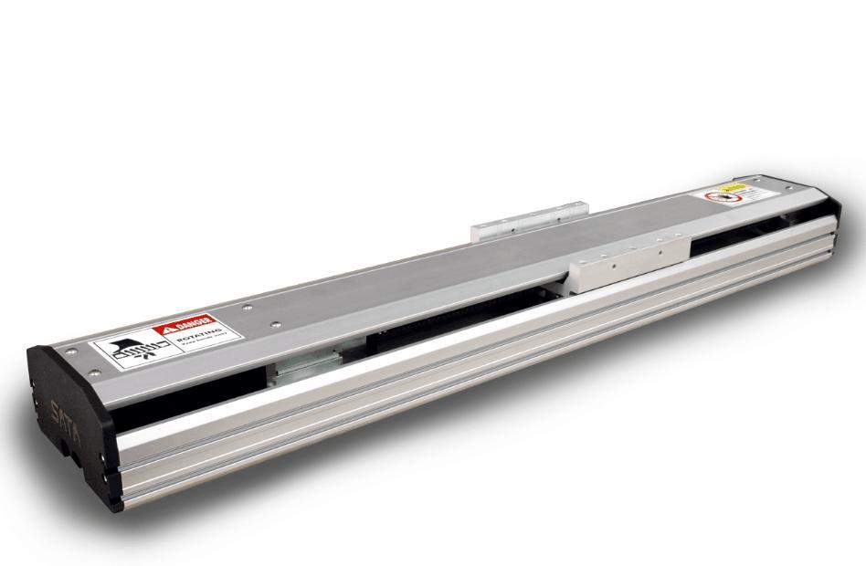 SATA坐标机械手直线模组 SATA线性模组 4