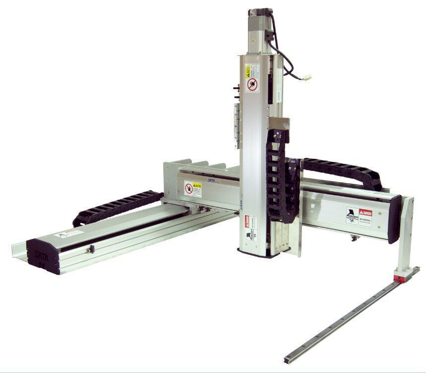 SATA坐标机械手直线模组 SATA线性模组 1