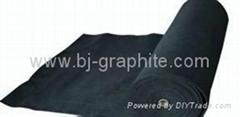 graphite felt