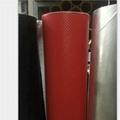 1.52*30m Decorative Self adhesive Vinyl Film 3D Carbon Fiber