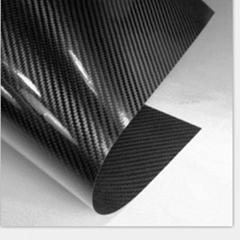 1.52*20m 3D and 4D Texture Vehicle Wrap 5D Carbon Fiber