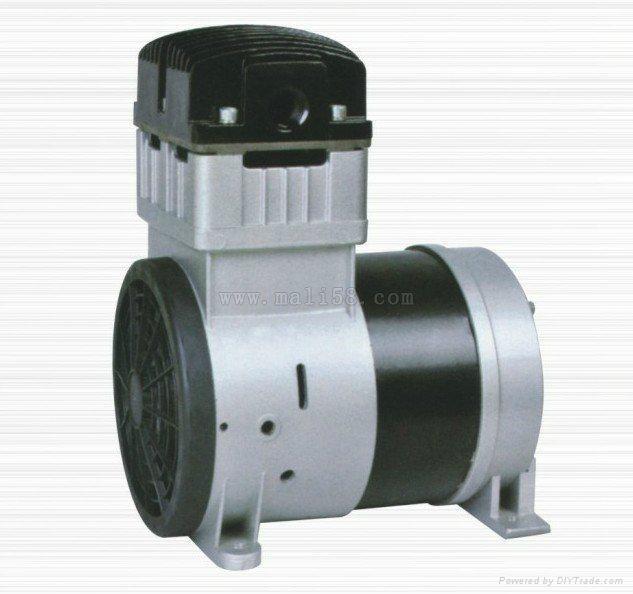 小型無油真空泵 1