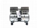亞克力造型無油小型真空泵 3