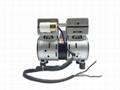 亞克力造型無油小型真空泵 2