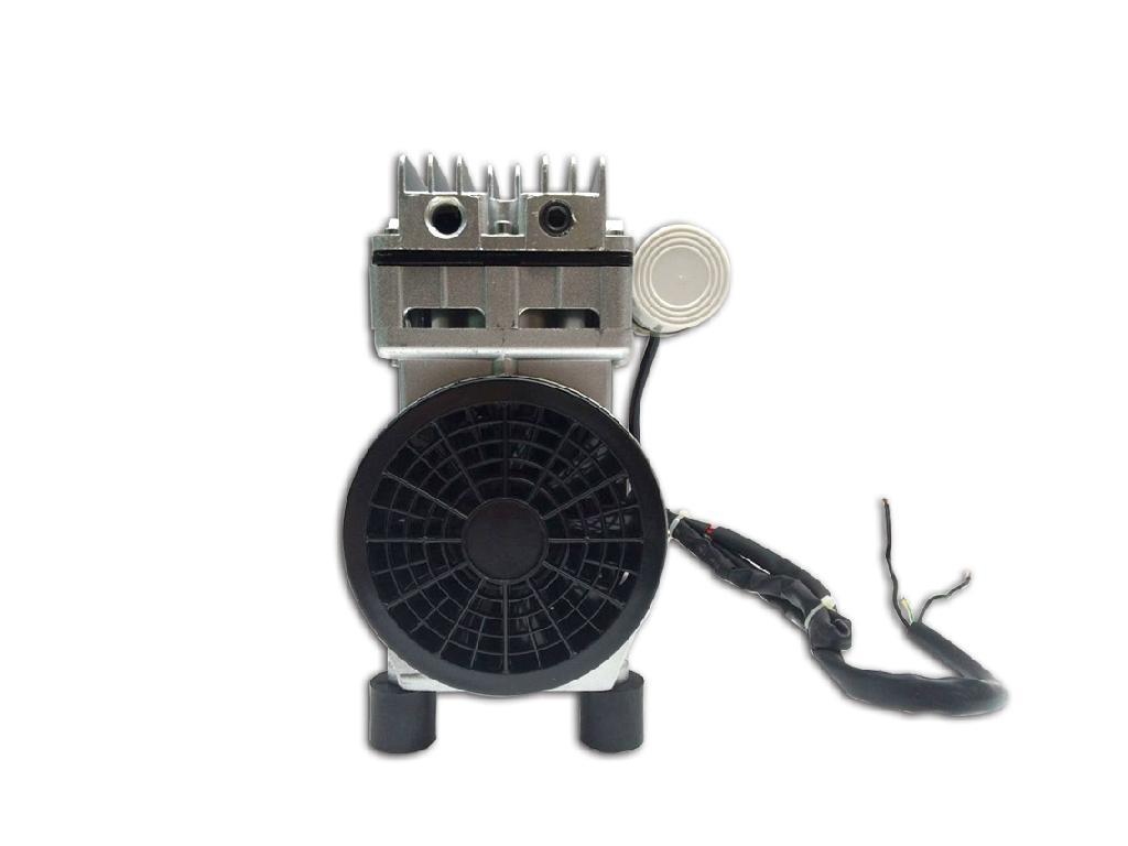 亞克力造型無油小型真空泵 4
