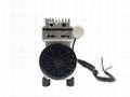 靜音無油小型真空泵 2