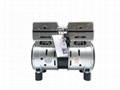 靜音無油小型真空泵 3