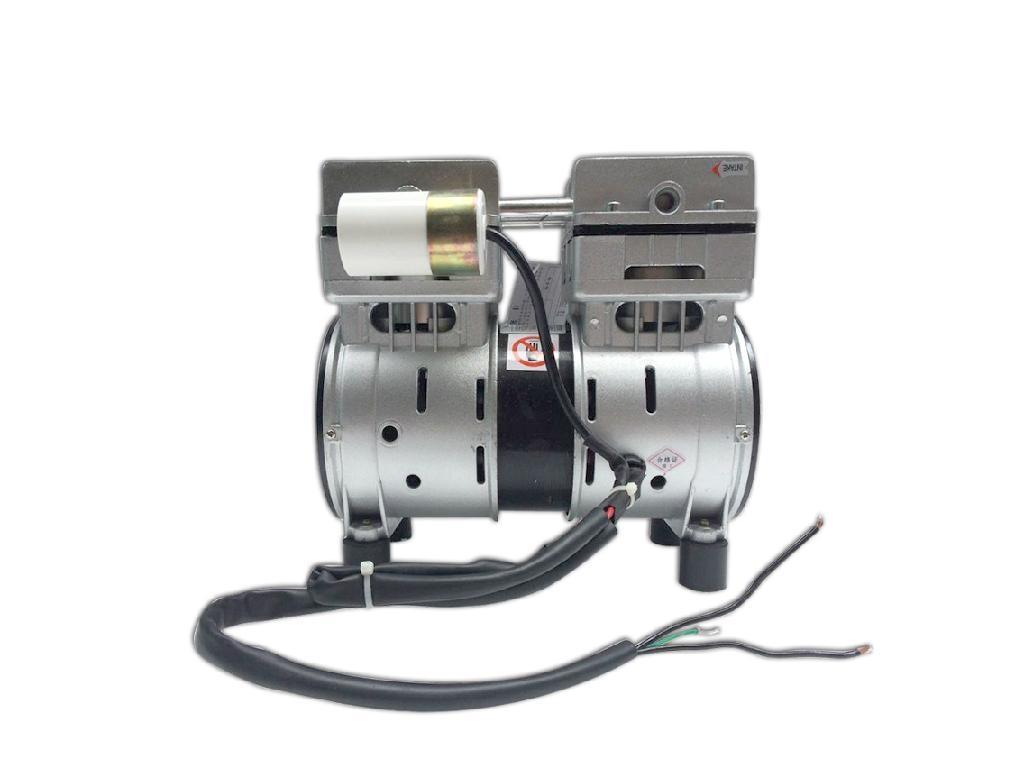 靜音無油小型真空泵 5