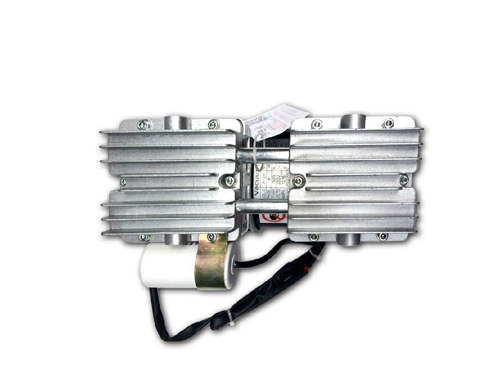 靜音無油小型真空泵 4