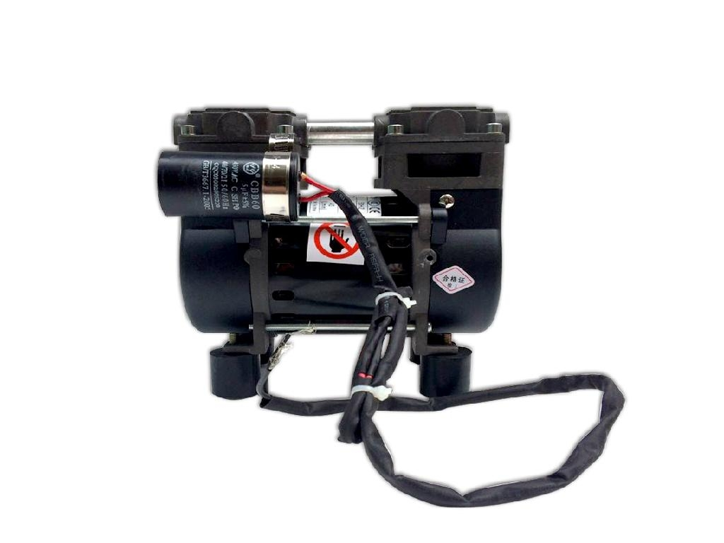 小型真空泵 4