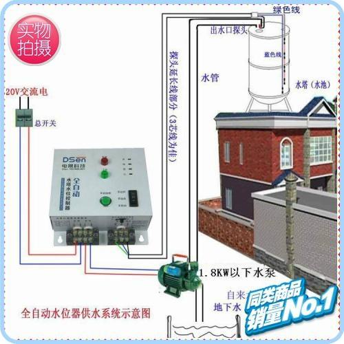 水位控制器全自動控制 3