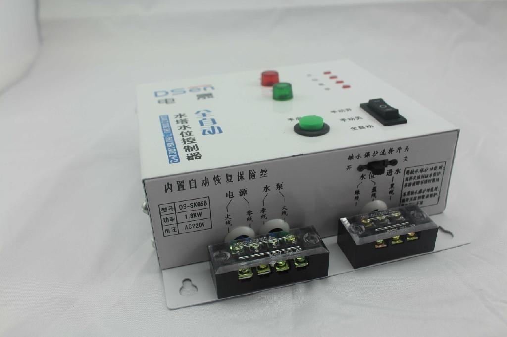 自動水塔水位控制器 2