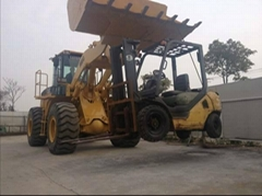 Used wheel loader caterpillar 966G