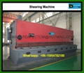SHEARING MACHINE AND PRESS BRAKES DELIVERED TO MIDDLE EAST