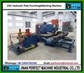 CNC Hydraulic Punching and Marking