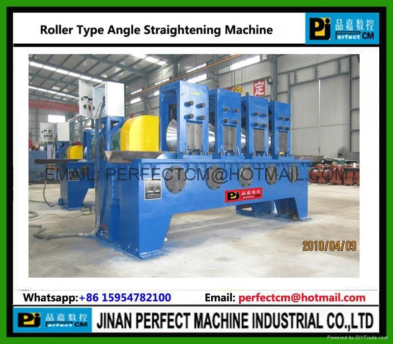 Roller Type Angle Straightening Machine