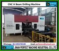 CNC Beams Drilling Line SWZ1250