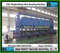 CNC Shipyard Plate Bending Machine