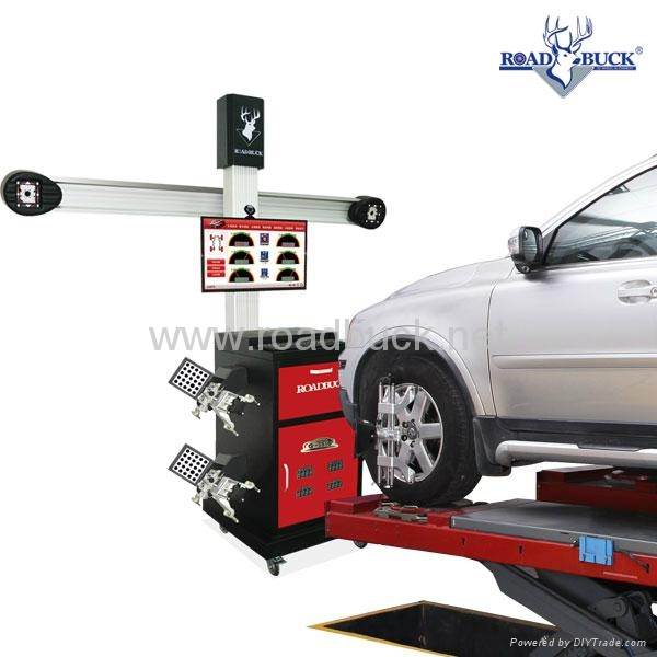 wheel alignment machine tools used for mechanical workshop 1