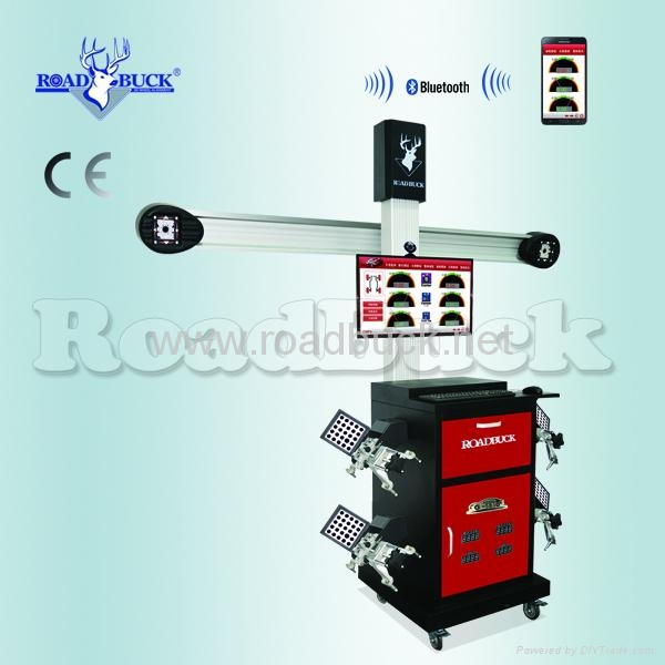wheel alignment machine tools used for mechanical workshop 4