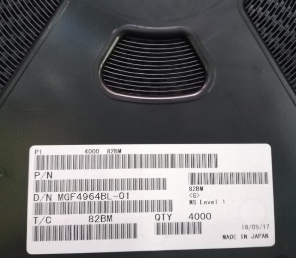 MGF4964BL-01進口原裝三菱熱賣! 1