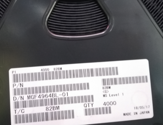 MGF4964BL-01進口原裝三菱熱賣! 2