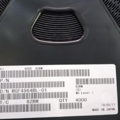 MGF4964BL-01進口原裝三菱熱賣! 3