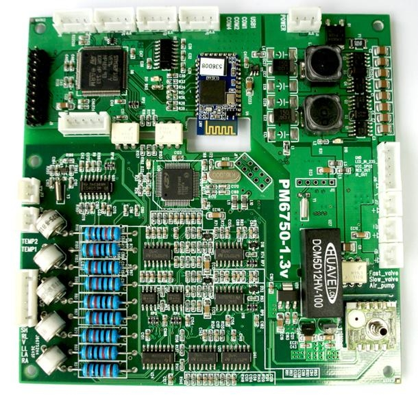 Bluetooth Digital Patient Monitor Module 1