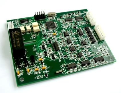 數字式小容量心電模塊 1