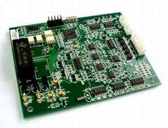 数字式小容量心电模块