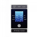 Handheld Bluetooth Patient Monitor with CE approved