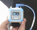 新生儿藍牙睡眠監測腕式血氧儀 2