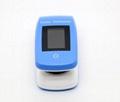 數字式藍牙LCD指尖手指血氧監測脈搏血氧儀 1