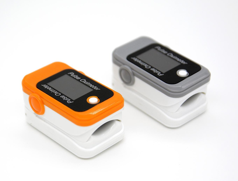醫用OLED血氧參數數字指尖脈搏血氧儀 1
